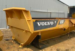 2013 Volvo A30F Dump body, cylinders and Tailgate