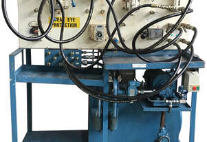 Vickers Hydraulic Test Bench 240V Pump Including Hydraulic Hoses (Without Hydraulic Test Motor)