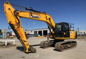 2016 JCB JS200 20T Excavator for Sale