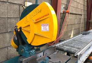 BroBo S400B Cold Saw with Roller