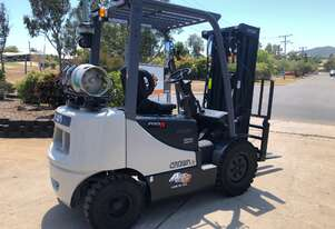 Crown   Forklift Refurbished