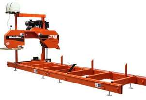 Woodmizer LT15 START Portable Sawmill