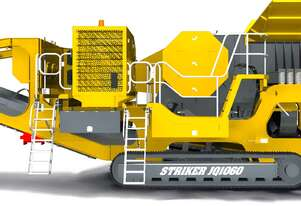 Striker   JQ1060 Jaw Crusher