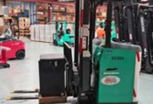 Used Mitsubishi RBS15CA Reach Truck for sale - 93354