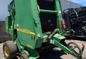 2006 John Deere 467 Silage Special Round Balers