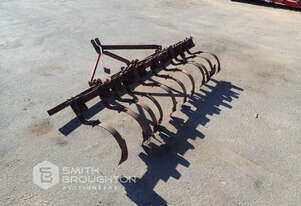 M.F. 3 POINT LINKAGE CULTIVATOR