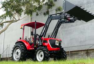 WHM  834/M ROPS 4WD tractor