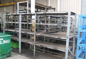Minus Hypen STEEL RACKING / SHELVING