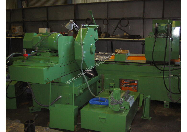 Cylindrical Grinders 320mm / 500mm / 630mm / 800mm