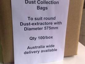 T800 Clear Dust  Collection bags,  515mm - picture4' - Click to enlarge