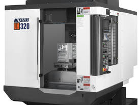 Mitseiki LH Series Horizontal Drill & Tap Centre - picture0' - Click to enlarge