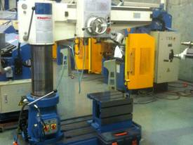 1000mm Arm Heavy Duty Industrial Radial Drill - picture6' - Click to enlarge
