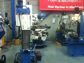 1000mm Arm Heavy Duty Industrial Radial Drill - picture12' - Click to enlarge
