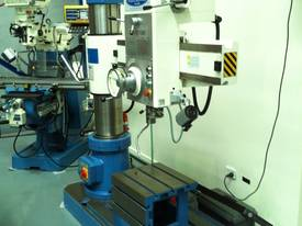 1000mm Arm Heavy Duty Industrial Radial Drill - picture2' - Click to enlarge
