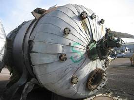 Steel Mixing Pressure Vessels - picture0' - Click to enlarge