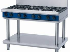 Blue Seal Eight Burner Gas Cooktop