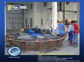 FMax 4000 Portable Milling / Drilling / Tapping