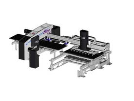 LVD Strippit S-Series CNC Turret Punch - picture0' - Click to enlarge