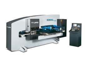 LVD Strippit S-Series CNC Turret Punch - picture1' - Click to enlarge