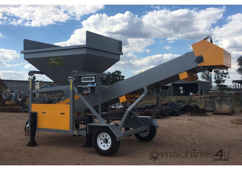 Mini Batching Plant : New thomas mini batching plant for sale concrete