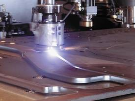 4400MAX CNC Punch/Plasma Combination - picture2' - Click to enlarge