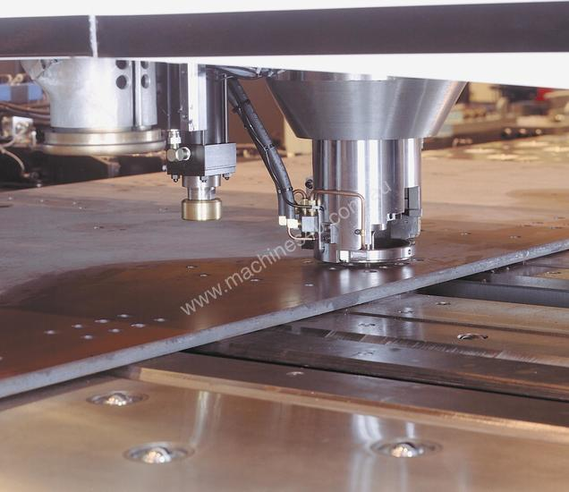 4400MAX CNC Punch/Plasma Combination
