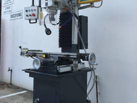 Geared Head Mill Drill With 2 Axis Digital Readout - picture0' - Click to enlarge