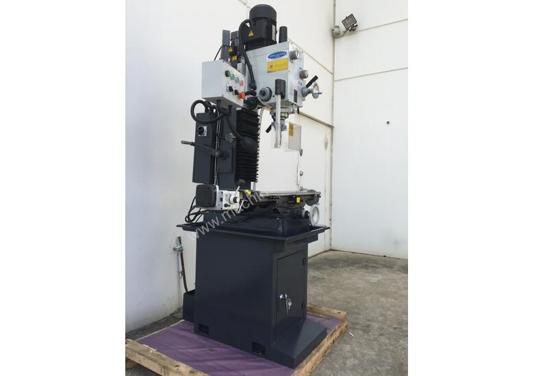 Geared Head Mill Drill With 2 Axis Digital Readout