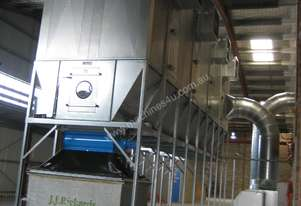 Dust Extraction Reverse Flow Chain Filter AKF9DXLK