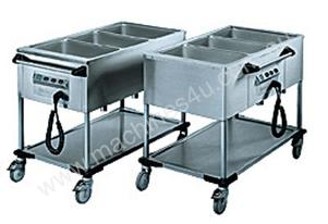 Rieber ZUB 3 Heated Delivery Trolley