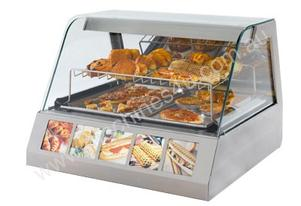 Roller Grill VVC800 Counter Top Hot Display