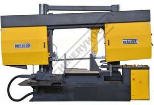 BMSY-810-CGH Semi Automatic Double Column & Swivel Head Band Saw 810 x 770mm (W x H) Rectangle Capac