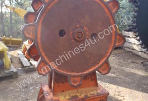 Compaction Wheel for Hire CW18
