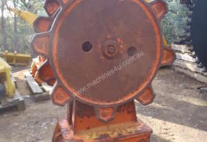 Atlas Compaction Wheel for Hire CW18
