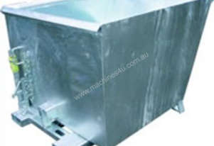 Heavy Duty Tip Up Waste Bins 0.70m2