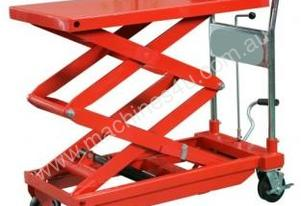 350kg Scissor Table 1300mm lift Height