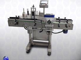 Automatic Wrap-Around Labeller