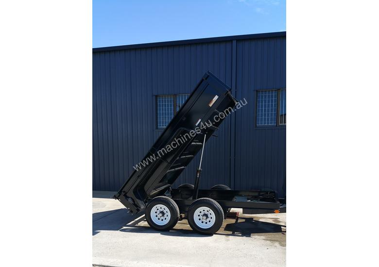 New 2015 Positive Quality Trailers 10x5 Hydraulic Tipper