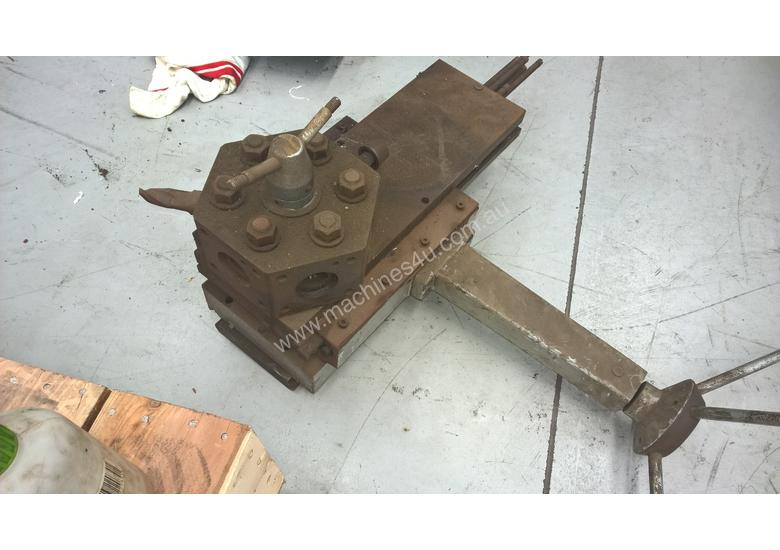 USED TURRET ATTACHMENT