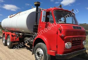 COMMER 1968 RESTORED WORKING WATER 6V53 BOGIE