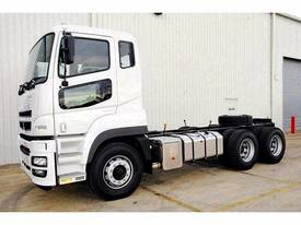 Fuso FV51 Cab chassis Truck