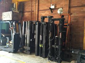 2/3 Stage Forklift /Tractor Mast Complete kit - picture0' - Click to enlarge