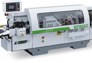 NANXING Automatic Edge Banding Machine with separate Coner Rounding Machine  MFB60C