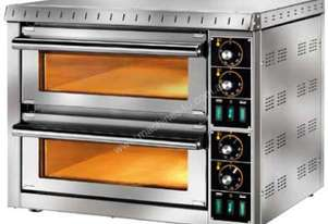 GAM MD1+1 Mini Double High Performance Stone Deck Oven