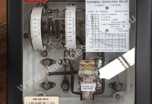 P&B GOLDS MN3ALI/C/32-5 THERMAL OVERLOAD RELAY #P