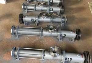 Cougar Stainless Monopower Helical Rotor Pump G35-1