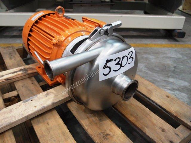 Centrifugal Pump - Inlet 60mm - Outlet 38mm .