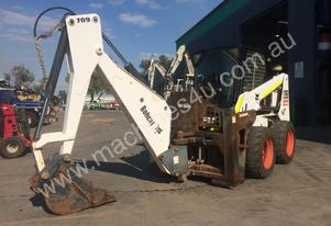 BOBCAT SKID STEER BACKHOE ATTACHMENT  D675