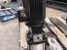 Multistage Pump In/Out: 32mm Dia