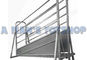 LOADING RAMP CATTLE 3M ADJUST 1 TONNE